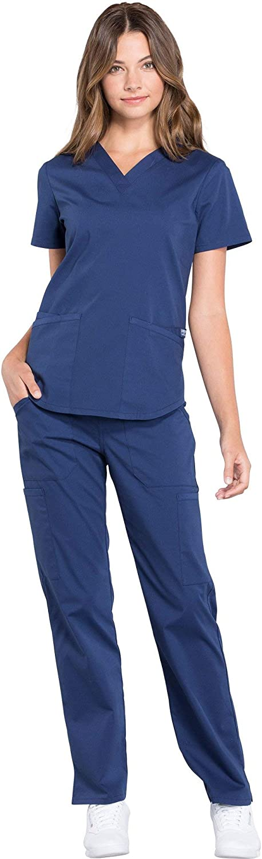CHEROKEE Workwear Professionals Women's Dallas Mall Surprise price WW665 Top V-Neck Women