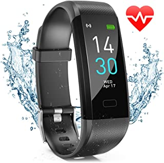 EDUP HOME Fitness Tracker HR, Activity Tracker Watch with...