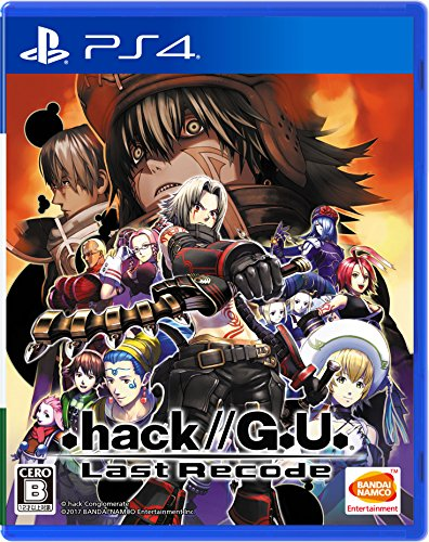 【PS4】.hack//G.U.LastRecode