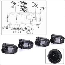4Pcs PDC Parking Distance Sensor 0015427418 0045428718 for Mercedes-Benz W203 W209 W210 W211 W220 W163 W164 C230 C240 GL550