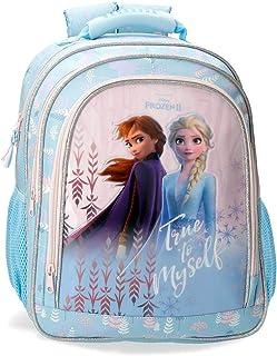 DISNEY congelato 2 Zaino Elsa Junior Bambina Scuola Materna Borsa Zaino
