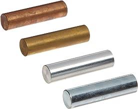 American Educational - Juego de cilindros de gravedad (4 piezas, 5 unidades)