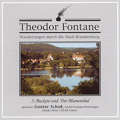 Buckow und Der Blumenthal (Wanderungen durch die Mark Brandenburg 3) Titelbild