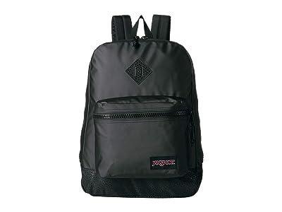 JanSport Super FX (Black Stone Iridescent) Backpack Bags