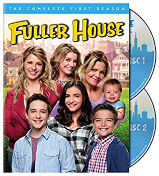 Fuller House  The Complete First Season S1  DVD