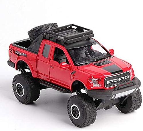 mas barato LONGLONGJINGXIAO Camioneta Camioneta Camioneta Pick-1  50, aleación, plástico, Carro de Juguete Infantil de Cuatro Ruedas  ventas en linea