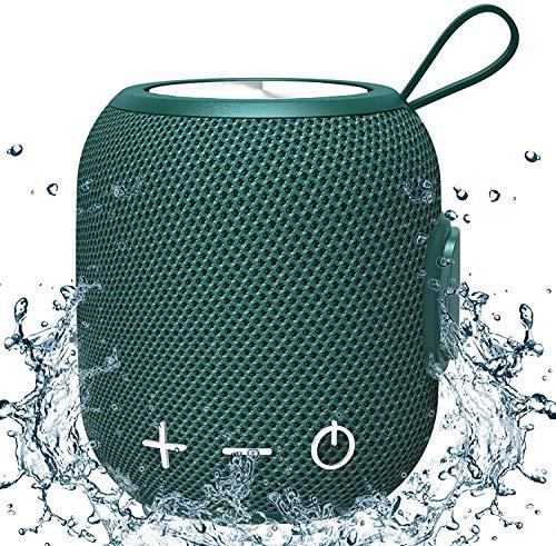 Bluetooth Altavoces Portátiles Mini Bluetooth 5.0 Doble Emparejamiento Inalámbrico Altavoz, Sonido Envolvente...