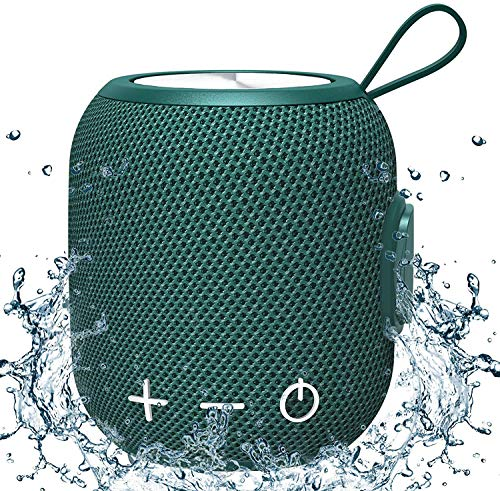 Bluetooth Speaker, Portable Speakers, Mini Bluetooth 5.0 Dual Pairing...