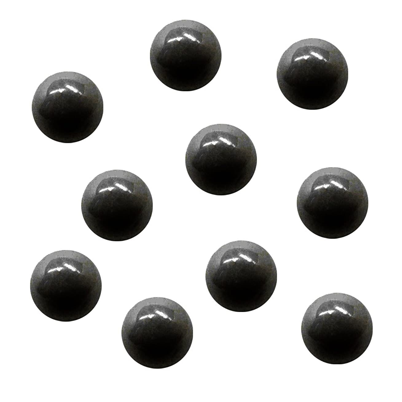サンシャインベビー ジェルネイル ジュエリーボール ブラック5mm 10P