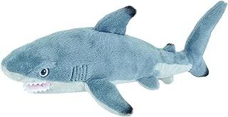 Wild Republic Black Tipped Shark Plush, Stuffed Animal, Plush Toy Gifts Kids, Cuddlekins 13 inches