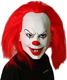 Best pennywise cosplay mask Reviews