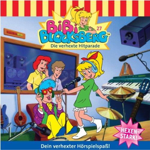 Die verhexte Hitparade audiobook cover art