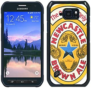 Newcastle Brown Ale 1 Black Shell Case for Samsung Galaxy S6 Active,Luxury Cover