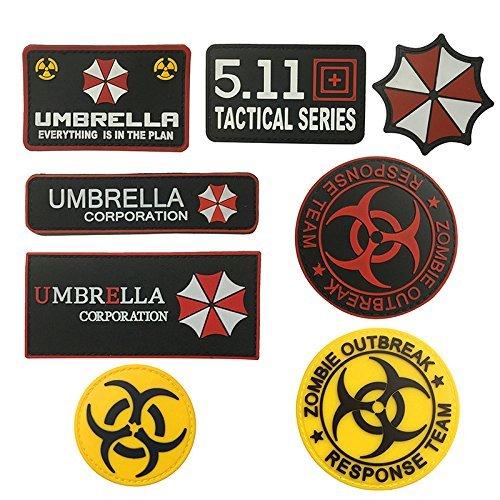 SIX VANKA 8piece Umbrella