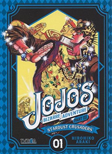 Jojo' s Bizarre Adventure Parte 3: Stardust Crusades 1: 8