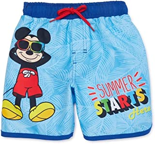 McQueen and Friends 18 Months Disney Baby Boys Swim Trunks