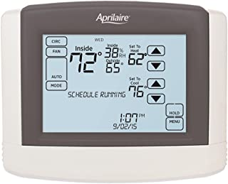 aprilaire touchscreen thermostat