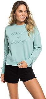 Roxy Junior's Journey Home Crew Neck Sweatshirt