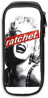 Ratchet Marilyn Monroe Storage Box/Pencil Box/Pencil Case/Cosmetic Bag