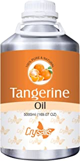 Crysalis Tangerine Oil (Citrus Reticulata) 100% Natural Pure Essential Oil 5000ml