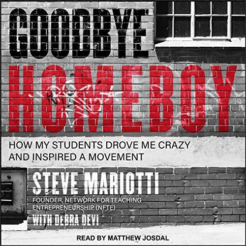 Goodbye Homeboy audiobook cover art