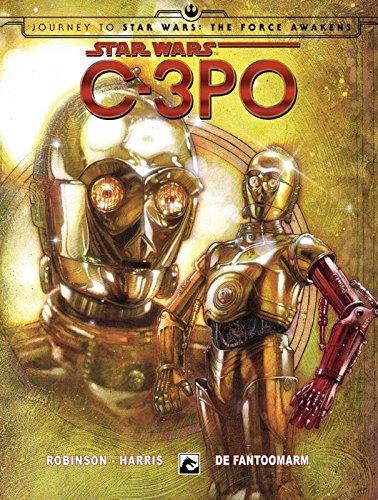 De Fantoomarm (Star Wars C-3PO)