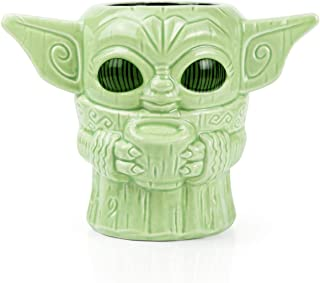 "Geeki Tikis Star Wars: The Mandalorian The Child ""Baby Yoda"" Mug | 16 Ounces"