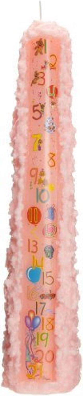 Biedermann Sons National uniform free shipping CP241PK Baby Shower Birthday Time sale 21 to Ca 1 Pillar