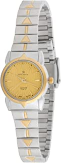 Sun Rock Casual Watch Analog for Women, Stainless Steel, SRL104