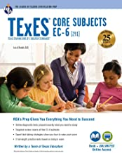 Download TExES Core Subjects EC-6 (291) Book + Online (TExES Teacher Certification Test Prep) PDF