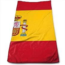 Bandera de España Toallas de Mano Toalla de Playa Toalla de Hielo fría instantánea Toalla de Secado rápido Toalla de Microfibra Toalla Deportiva de enfriamiento: Amazon.es: Hogar