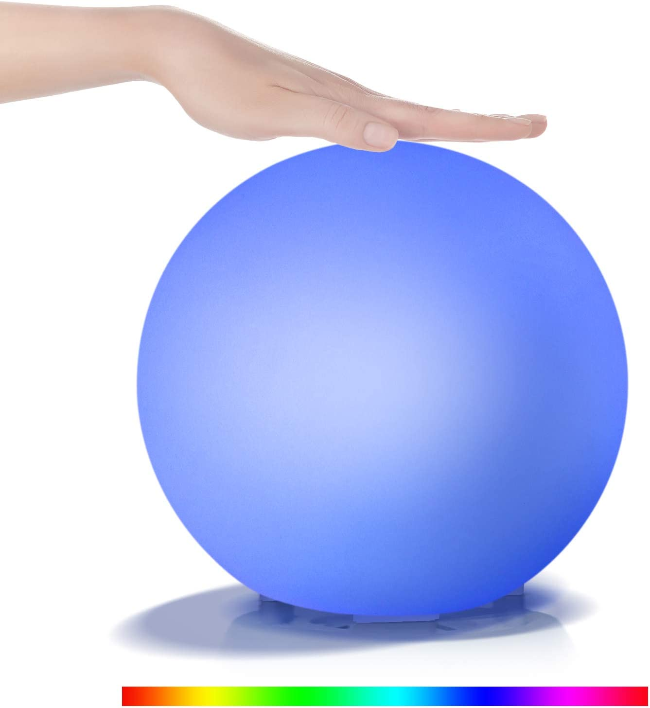 Color Changing LED Night Light Miami Mall Control with 4.5''Dim Ball Touch Cheap super special price