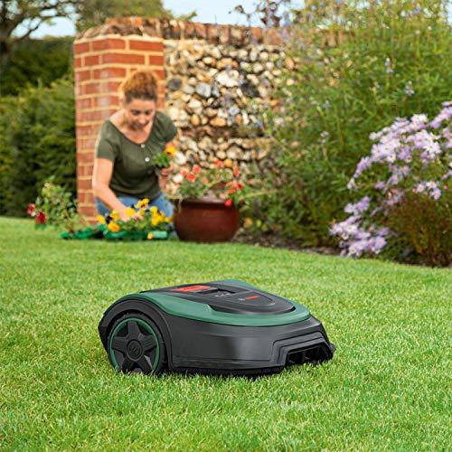 Tondeuse robot Bosch - Indego S+ 500 (avec batterie 18V, st