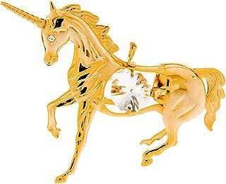 Best crystal unicorn ornament Reviews
