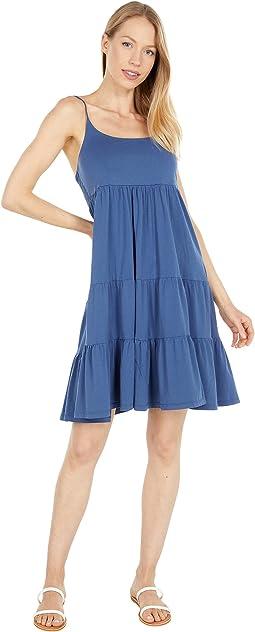 Supreme Jersey Tiered Cami Dress