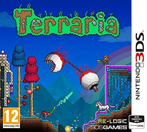 TERRARIA 3DS FR