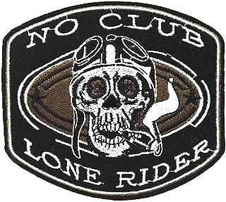 """Kustom Factory - Toppa """"No Club Lone Rider"""""""