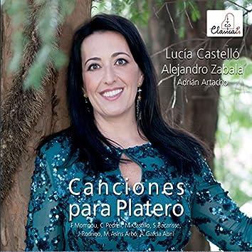 Canciones para Platero