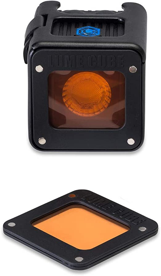 Includes 4 Warming Gels Lume Cube CTO Warming Gels for The Light-House