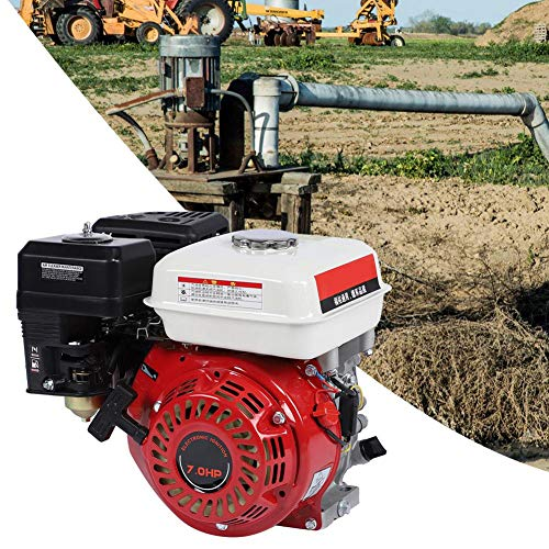 Motor de Gasolina de 4 Tiempos 7.5 Motor de Gasolina para Equipos Industriales y Agrícolas