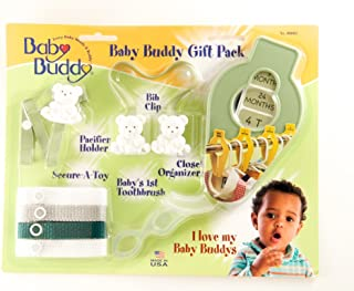 Baby Buddy Gift Pack, Sage