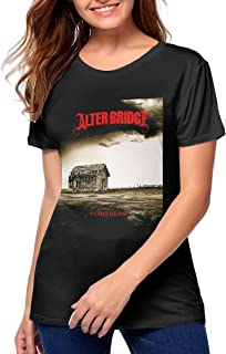 Alter Bridge Fortress camiseta casual de manga corta para mujer