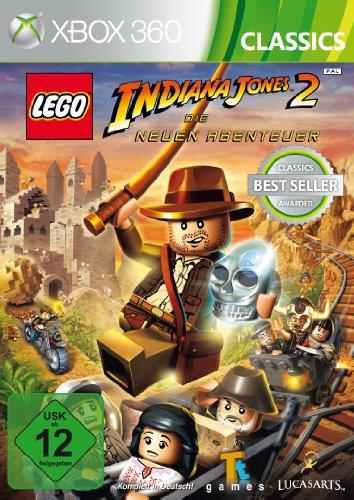 Lego Indiana Jones 2 - Die neuen Abenteuer [Xbox Classics]