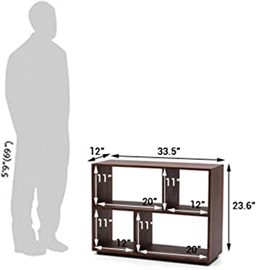 Meri Online Dukaan MODWA1032 Cabinet (Wood, Teak)