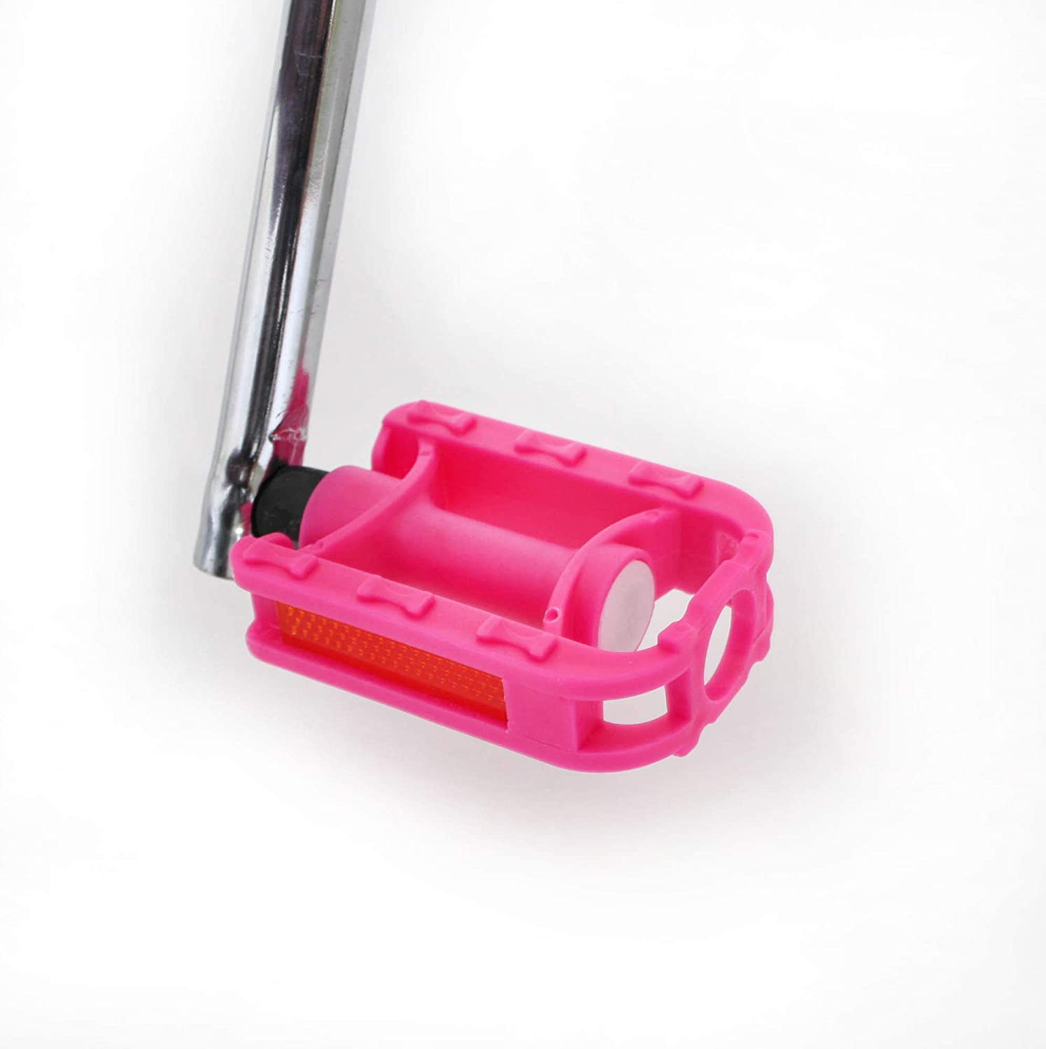 in Black Green Pink Red Blue FireCloud Cycles KIDS BIKE PEDALS Childrens Bicycle 1//2 Thread
