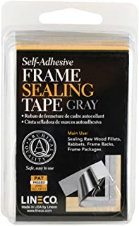 Lineco Frame Sealing Tape Gray 1.25 Inches X 24 Feet