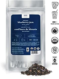 organic blueberry jam davidstea