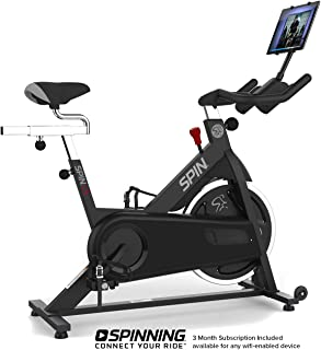 SPINNING Spin L5 Indoor Cycling Chain Drive Spin Bike with Digital Subscription