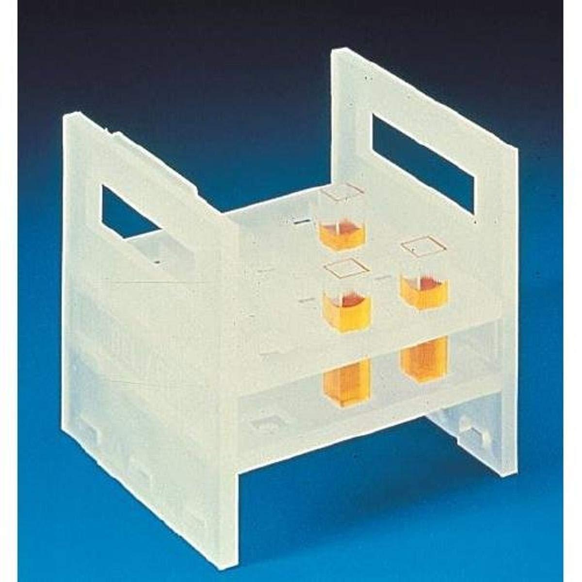 Bel-Art F18516-0000 Science Regular discount Ware Rack Max 81% OFF Cuvette Spectrophotometer