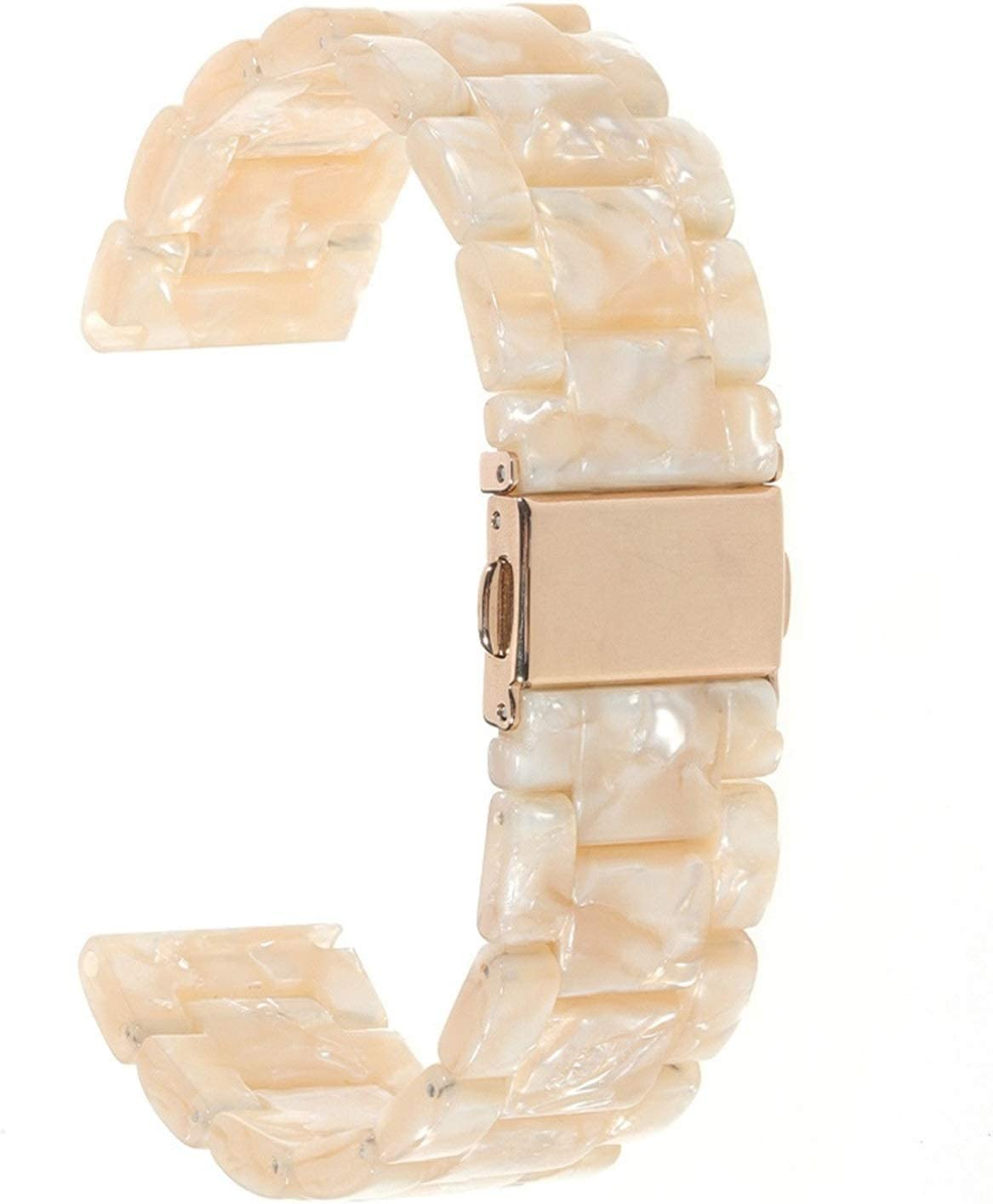 ZQAFAC Fashion Resin Wrist Strap for Watch SE 4 Band 6 Max 90% OFF 5 Seattle Mall Series